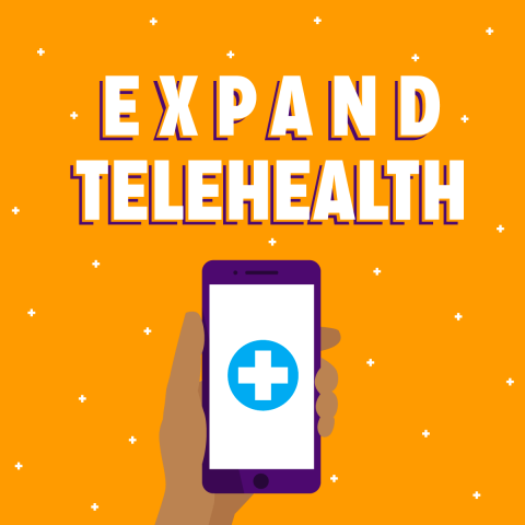 Expand Telehealth